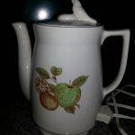 Tiny Whistling Tea Pot
