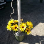 Awning Pole Flowers - Popup Mod