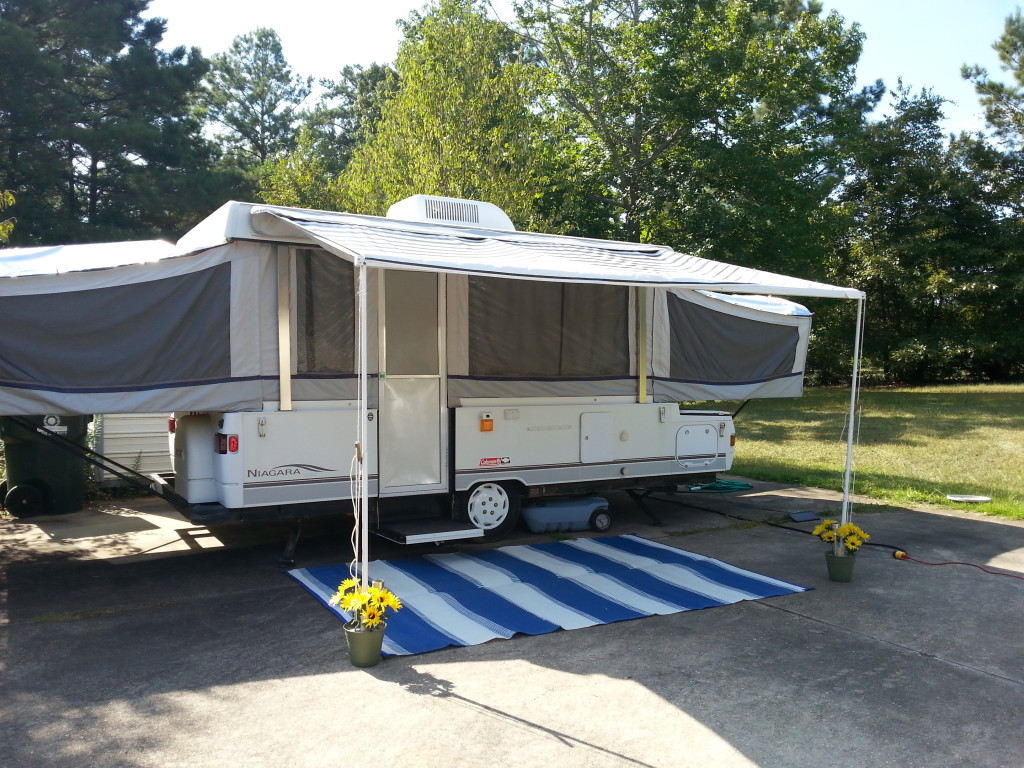 Camp Driveway!