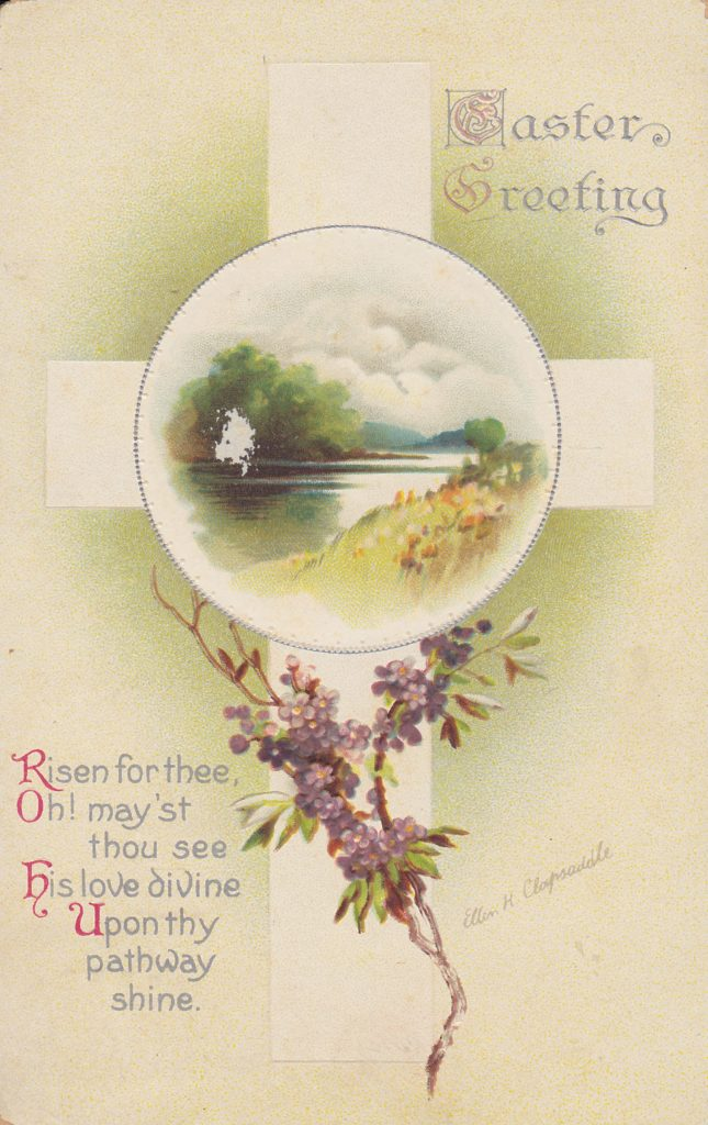 Happy Easter 1915