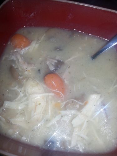Chicken Ranch Stew