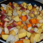 Potatoes and Onions…