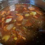 Nanna's Hay Box Veggie Soup