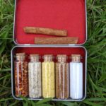 Pocket Spice Box - Handmade