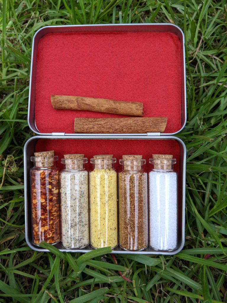 Pocket Spice Box Image