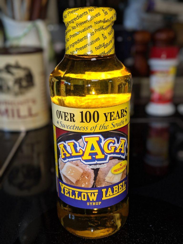 ALAGA Yellow Label Syrup Image