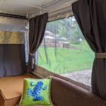 Pop-Up Camper - New Curtains - Pictures