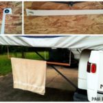 Indoor and Outdoor Towel Racks – Camper Mods